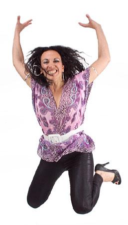 Antonella Dorio - Jazzsängerin aus Köln